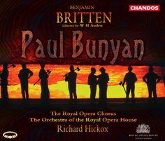 Britten: Paul Bunyan - Chandos CD. £32.50