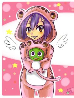 Wendy and Frosch