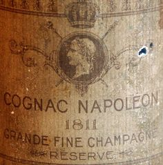 Cognac Napoleon ~ is my ancestor