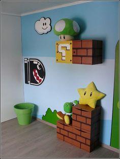 """super mario"" ""cubicle decorations"" - Google Search"