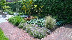 Gezinstuin met meer beleving te alphen aan den rijn tuinontwerp
