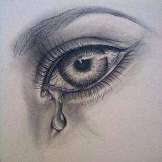 Image result for amazing drawing of a girl crying