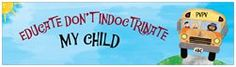 Check out the Bumper Stickers - Rectangle I created with Vistaprint! Personalize your own Bumper Stickers - Rectangle at http://www.vistaprint.com/bumper-stickers.aspx?pfid=AAT.  Get full-color custom business cards, banners, checks, Christmas cards, stationery, address labels…