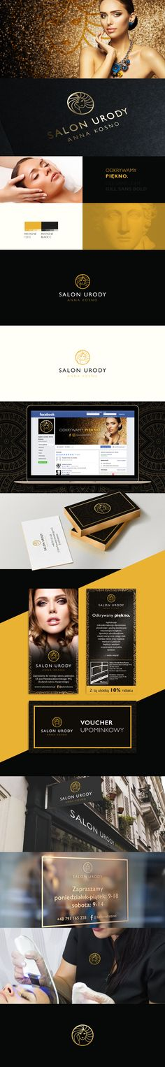 Beauty Salon branding (key visual, photos, logo, web and more)