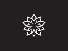 abstract olant 25 Fantastic Plant & Flower Logos