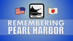 Pearl Harbor for Kids (Educational Videos for Students) Free TV (Cartoon. Pearl Harbor Day, 6th Grade Worksheets, Cc Cycle 3, 6th Grade Social Studies, School Programs, Homeschool, Curriculum, Us History, Educational Videos
