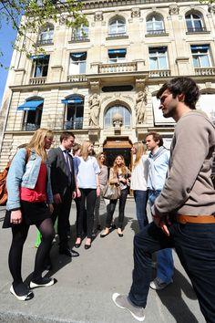 Étudiants Ipag Paris