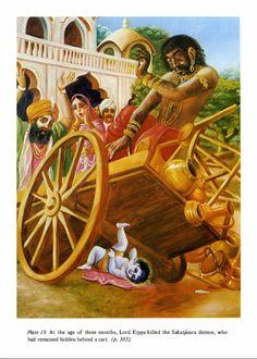 Krishna Lila, Srila Prabhupada, Divine Grace, Bhagavad Gita, Mythology, Lord, Activities, Drawings, Supreme