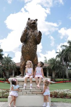 """School is almost out """"fore"""" Summer, which means looking for camps, activities and taking vacations with your children. Growing up we always. Swimming Classes, Kids Golf, Day Camp, Palm Beach County, Golf Lessons, Camps, Resort Spa, Vacations, Golf Courses"""