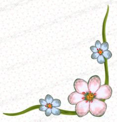 60 Best Floral Corner Borders Ideas Clip Art Corner Borders Corner Designs
