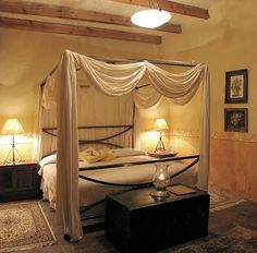 Mexican Hacienda Bedroom Designs Photos - Houses Plans