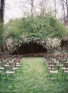 A Delicate Tuscan Inspired Outdoor Wedding via oncewed.com