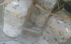 Epsom Salt and Himalayan Pink Sea Salt Soak - SORE MUSCLE SOAK - Natural Mixologist