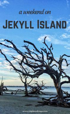 A budget guide to Jekyll, Island, Georgia.