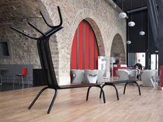 Biennale du design Saint Etienne Banc d'essai Clément Brazille