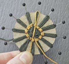 Garden of Grace: Wonderful Father and Twine Flower Tutorial Update for Really Reasonable Ribbon Twine Flowers, Yarn Flowers, Diy Flowers, Paper Flowers, Twine Crafts, Yarn Crafts, Diy Crafts, Making Fabric Flowers, Flower Making