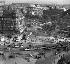 Potsdamer Platz, ca. 1920                                                                                                                                                                                 Mehr