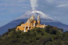 Los 20 pueblos más bonitos de México