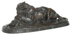 barye, antoine-louis tigre d&e ||| sculpture ||| sotheby's n09205lot6zbnfen