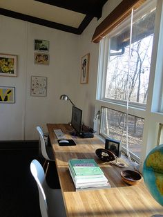 Ikea Home Office For Two mural of two person workstation for office and home office