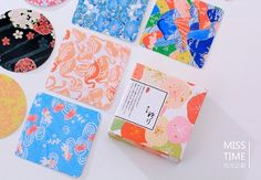 Item: Sticker Set Style: Japanese Pattern Measurement: x Size: 45 stickers / pack Journal Stickers, Planner Stickers, Paint Tool Sai Tutorial, Japanese Patterns, Paper Size, Cherry Blossom, Packing, Bullet Journal, Gift Wrapping