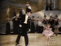 Shirley Temple - Stand Up and Cheer Color - Baby take a Bow - YouTube. She taps at my level and she was 4. I feel really sad.