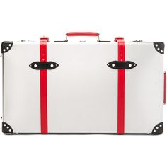 """GLOBE-TROTTER 30"""" Ekocycle Suitcase (15.705 BRL) ❤ liked on Polyvore featuring bags, luggage and handbags"""