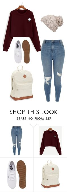 """School, maybe"" by vanessaboing on Polyvore featuring moda, River Island, Vans, Aéropostale e prAna"