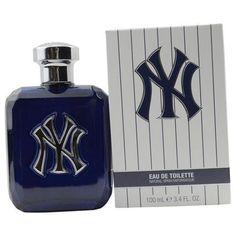 New York Yankees By New York Yankees Edt Spray 3.4 Oz