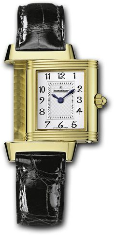 Jaeger LeCoultre Watch Reverso Duetto #bezel-fixed #bracelet-strap-alligator #brand-jaeger-lecoultre #case-material-yellow-gold #case-width-33-2-x-20-7mm #delivery-timescale-4-7-days #dial-colour-silver #gender-ladies #luxury #movement-manual #new-product-yes #official-stockist-for-jaeger-lecoultre-watches #packaging-jaeger-lecoultre-watch-packaging #style-dress #subcat-reverso #supplier-model-no-q2661410 #warranty-jaeger-lecoultre-official-2-year-guarantee #water-resistant-30m