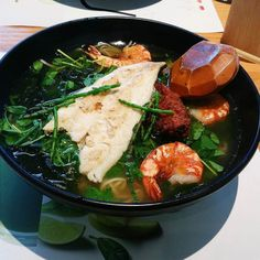 Dinner today was seafood ramen from Wagamama  #ramen #japanesefood #foodisfuel #eesp #slimmingworld #swuk #sw #dietfood #fooddiary #healthy #betteryou #fitspo #fitnessfood #weightloss #fitness #fitnessrecipe #fitfam #healthylife #instahealth #fitnessaddict #instafitness #motivation #lowcarb #cleaneating #foodporn #flexibledieting #protein #baking #balancednotclean by sams_slimming_diary