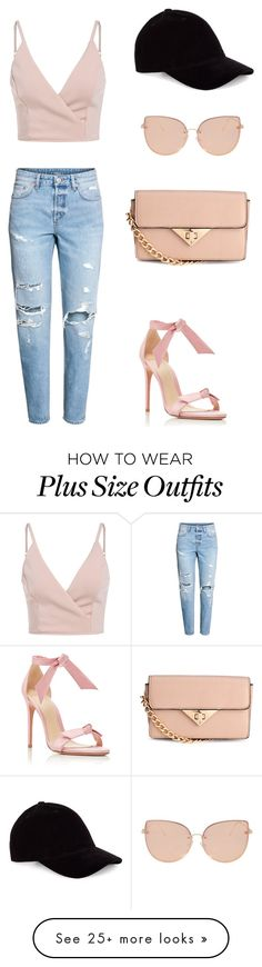 """""""Ann Style"""" by a-dennitsa on Polyvore featuring Alexandre Birman, Le Amonie, Topshop and H&M"""