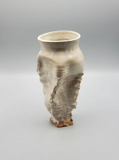Abstract Currituck Clay Vase – MichaelMiddletonCeramics
