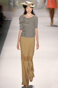Spring 2012 #TracyReese #NYFW