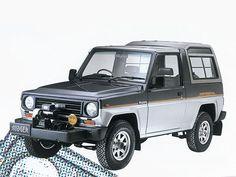 Daihatsu Rugger (F70) '1984–87