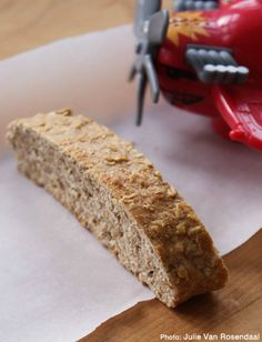 Baby Biscotti- several good baby teething cookie recipes.