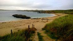 Clifden eco Beach, Connemara, County Galway