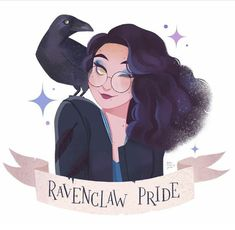 Pottermore said I'm a Ravenclaw 🐦 Harry Potter Drawings, Harry Potter Fan Art, Harry Potter Universal, Harry Potter Fandom, Harry Potter World, Harry Potter Hogwarts, Harry Potter Memes, Harry Potter Wallpaper, Luna Lovegood