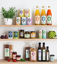 """""""Helios has since 1969 provided organic and environmentally friendly  products to the Norwegian market. The products have traditionally been sold  purely through specialty shops for organic products. Now the Helios brand  is being launched to the people."""
