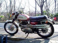 KAWASAKI W2TT 1965