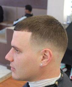 Charming Ceaser Fade Haircut 5