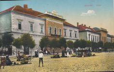 régi képek - Google Search Vintage Photos, Dolores Park, Street View, Mansions, House Styles, Travel, Painting, Google, Hungary