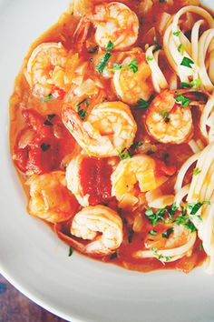 Shrimp Fra Diavolo/Best Pasta Recipes - Easy, Healthy Dinners