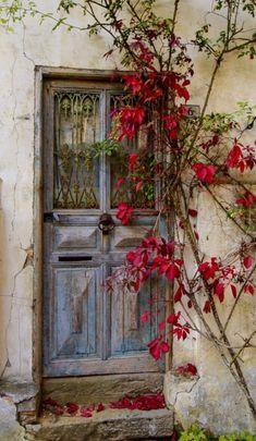 Gerberoy: Oise, France. En la lente de Steve Riley.