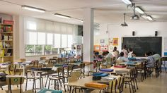 Què ha de tenir (i què no)   Una escola innovadora
