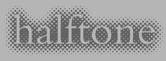 Halftone Effect