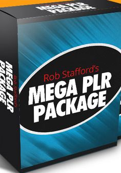 rob Stafford's 2015 mega plr package