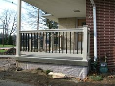 Image result for crossbuck porch railing