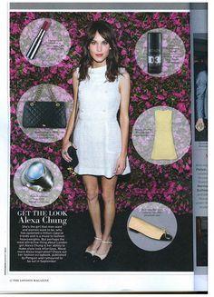 Boucle Knit Dress in London Magazine!  http://www.oxygenboutique.com/boucle-dress.aspx