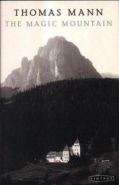 """""""The Magic Mountain"""", by Thomas Mann  http://whatglennthinks.blogspot.co.uk/2014/10/the-magic-mountain-thomas-mann.html  #books"""